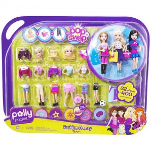Polly Pocket™ Pop 'N Swap and MyMeebas™ Reviews and Giveaways ...