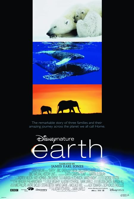 earth day 2009. image: Disneynature#39;s Earth