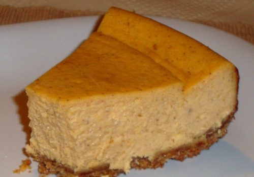 Sweet Potato Pie Cheesecake Recipe Sweet potato cheesecake