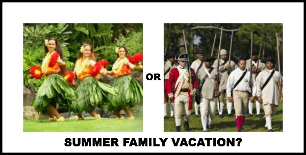 best summer family vacation ideas