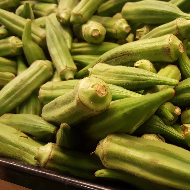 Cooking With My Friends: Ila (Okra Sauce) Recipe