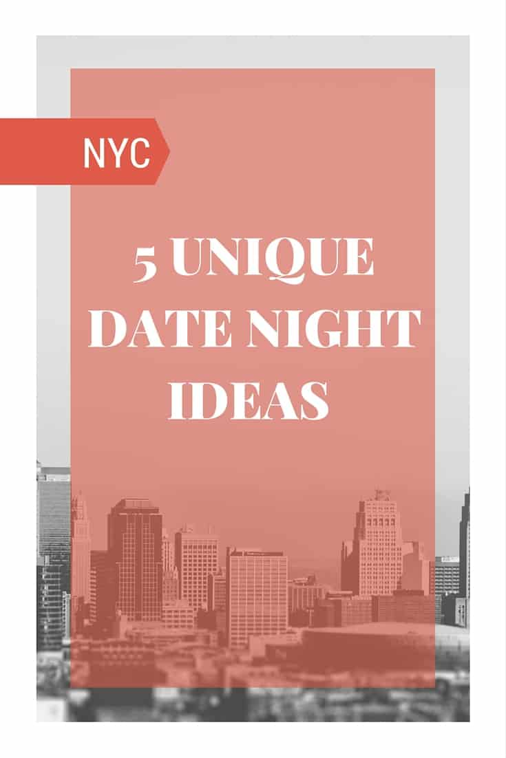Date ideas nyc