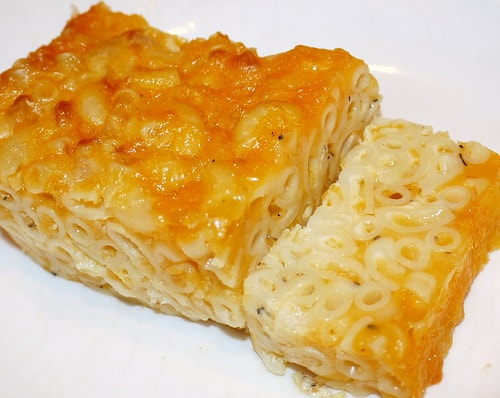 Celebrating the 4th / Baked Macaroni and Cheese Recipe