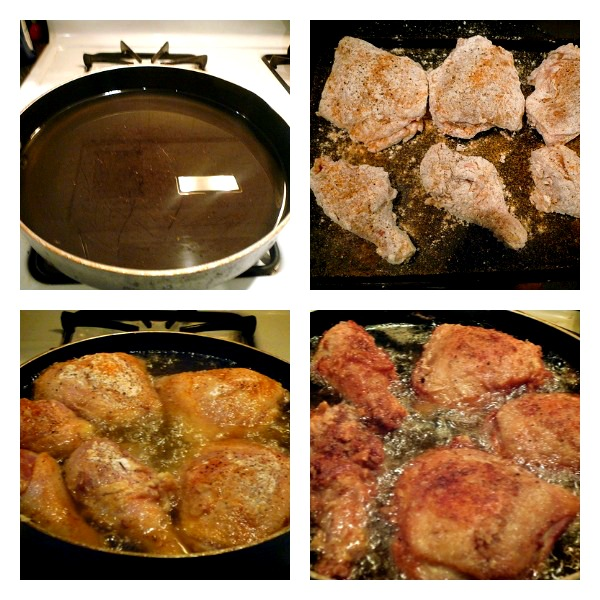 Easy Southern Pan Fried Chicken Recipe - Mom in the City