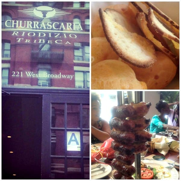 A peek at a NYC Brazilian Steakhouse Churrascaria