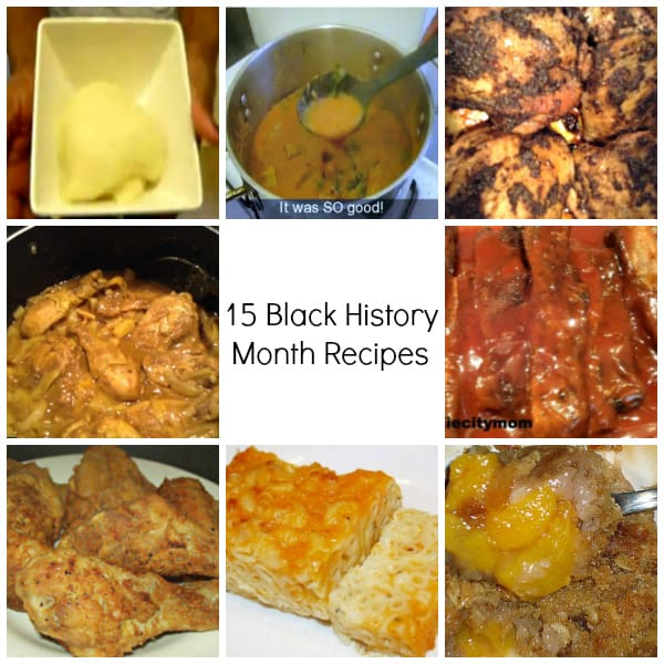 15 favorite black history month recipes for African cuisine history