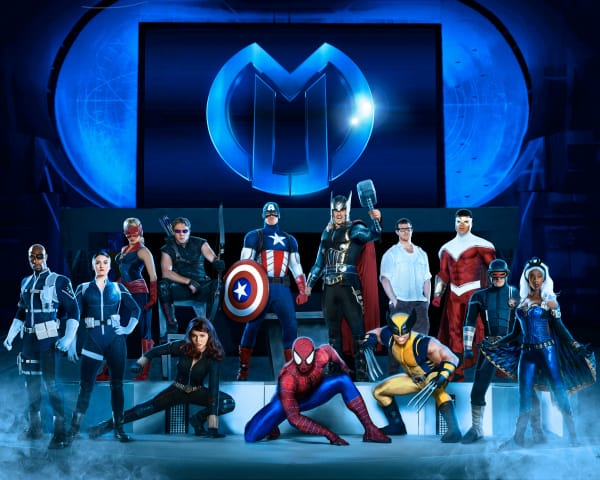 The Colemans' Marvel Universal Live review