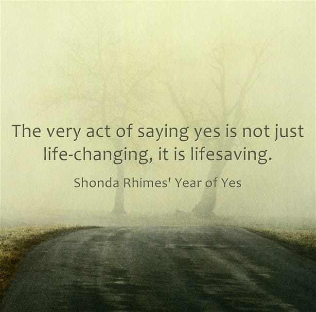 Shonda Rhimes Year of Yes Book – Quotes, Commentary, Videos & a Giveaway