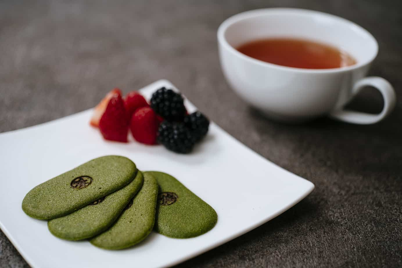 Maru CHA CHA Matcha Green Tea Biscuits Are Now on Sale in the U.S.