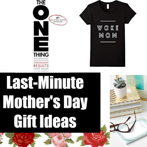 7 of the Best Last-Minute Mother's Day Gift Ideas