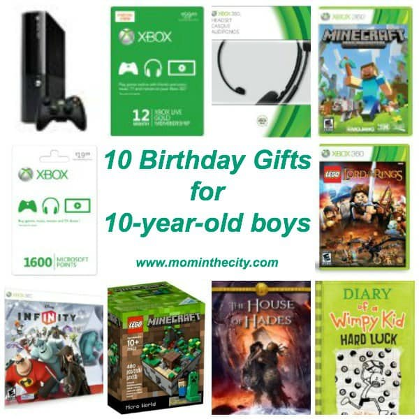 Birthday Gifts 10 Year Old Boy Kimberly Coleman Mom In The City