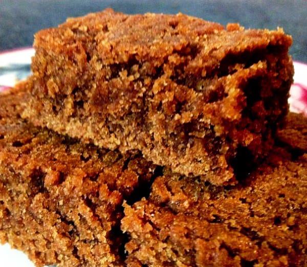 3 ingredient biscoff bread recipe