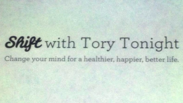 shift with tory johnson