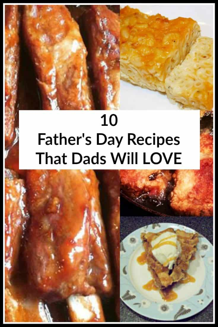 Easy Father's Day Recipes That Dads Will Love