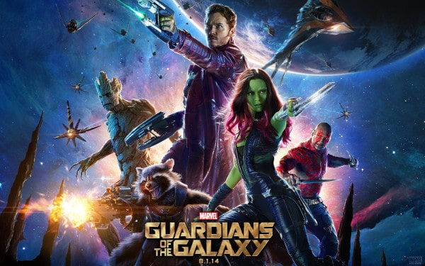 Guardians of the Galaxy Movie Review Kids