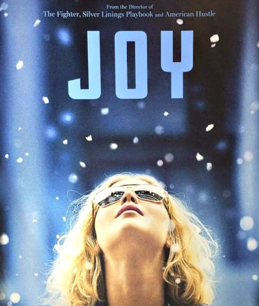 review of the new movie joy
