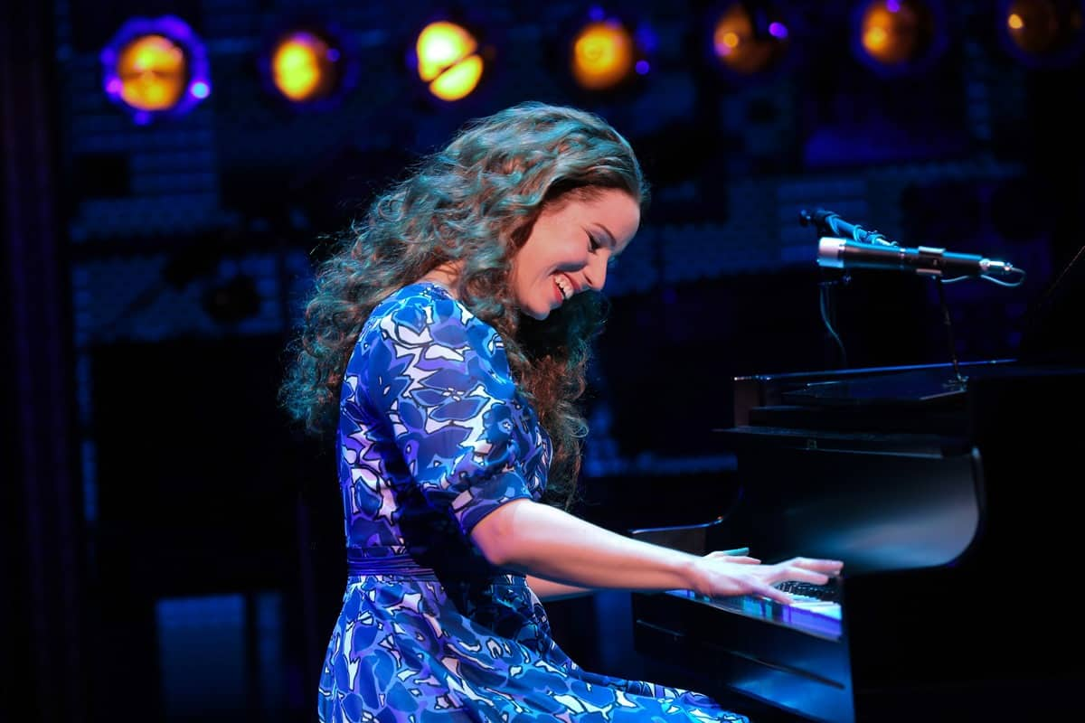 Credit: Joan Marcus; Beautiful - The Carole King Musical Review: Some Kind of Wonderful