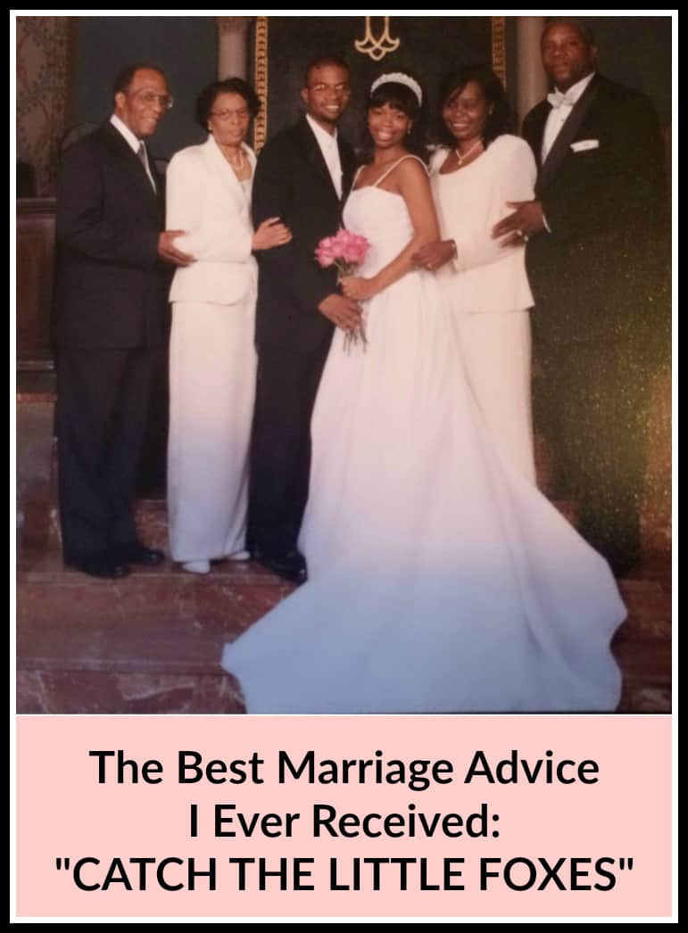 Best Marriage Advice I Ever Received