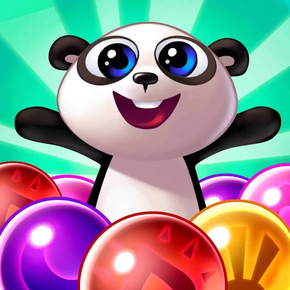 Fun Break: Strategically Pop Bubbles and Save Cute Baby Pandas in the FREE Panda Pop Game