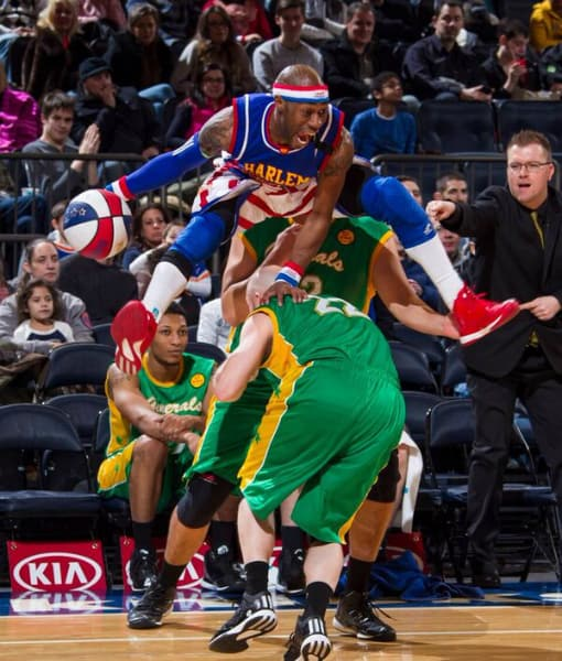 Harlem Globetrotters 2017 - Still Making History (plus a Discount) - Video, description and special 25% discount offer for the MSG shows.