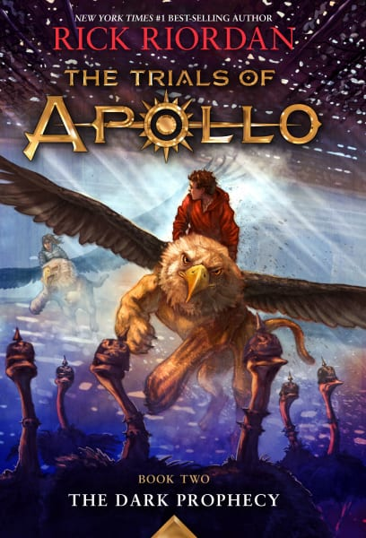 the trials of appollo the dark prophecy