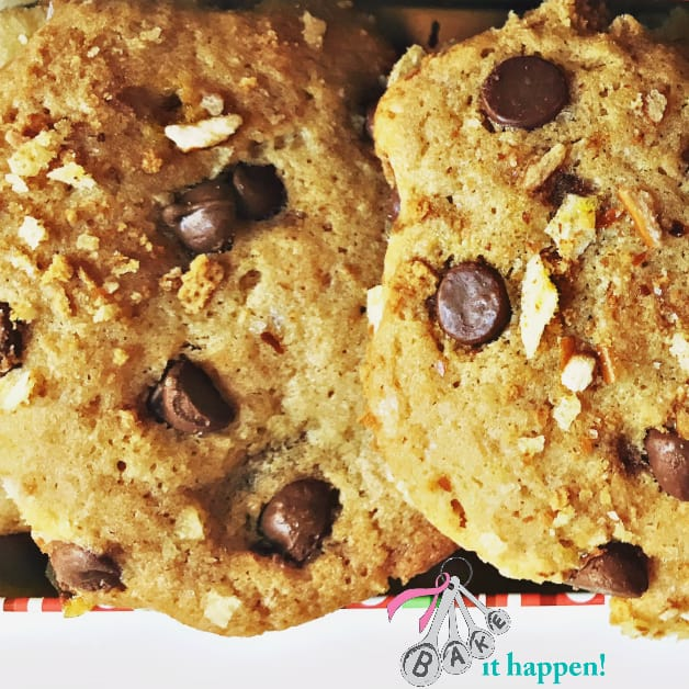 Cookie desserts - How to Make an Easy Compost-Like Cookie
