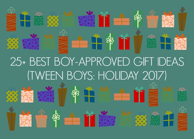 25+ Best Boy-Approved Gift Ideas for Tween Boys