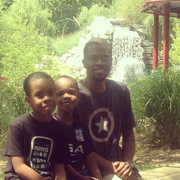 at the DC National Zoo