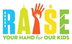 raise your hand for our kids