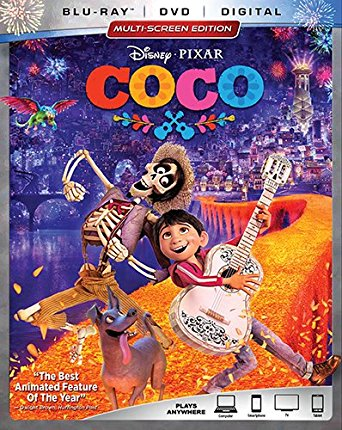 coco movie review and 4 ways to help kids remember departed loved ones.