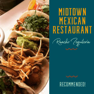 Rancho Tequileria: Mexican Restaurant Review