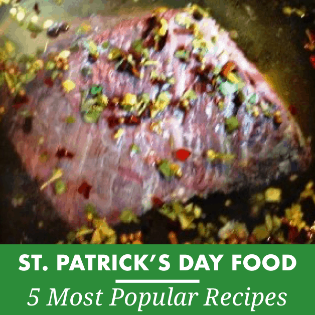 5 Most Popular Ideas for St. Patrick's Day Food