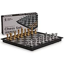 chess at home family game