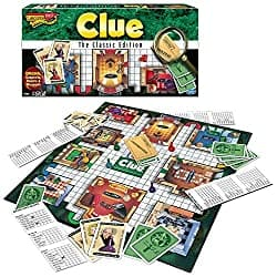 clue at home game