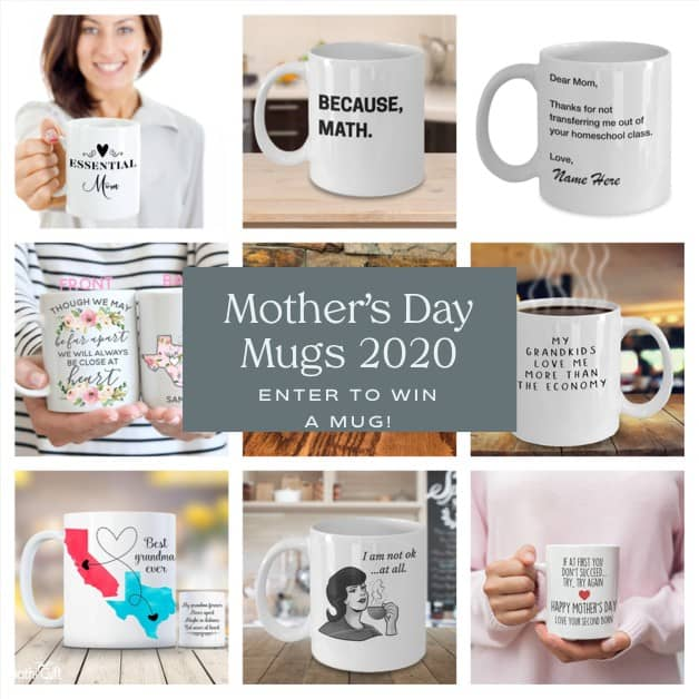 9 Unique Mother's Day Mugs 2020 That Moms Will Actually Want