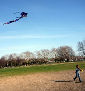 summer fun for families 2020 ideas - flying kites