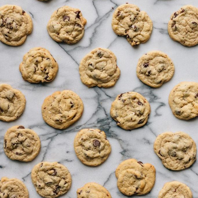 How to Make Chocolate Chip Cookies from Scratch - I learned this easy recipe for the best homemade chocolate chip cookies from Sarabeth (of Sarabeth's).
