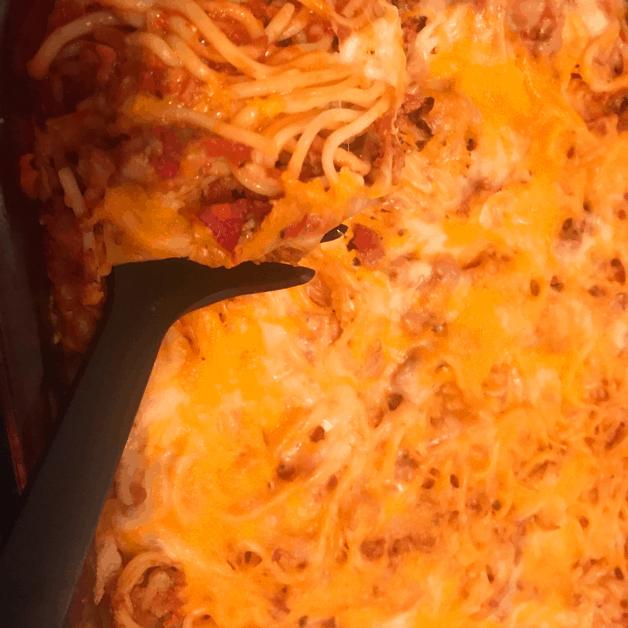 Simple Baked Spaghetti Recipe That Kids Love