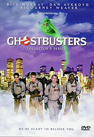 halloween movies for kids - Ghostbusters