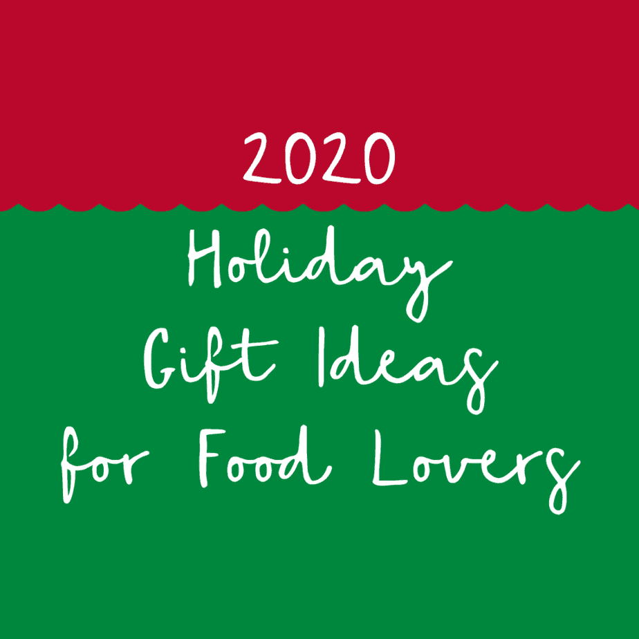 5 Special Christmas Gift Ideas for Food Lovers 2020