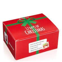 Adagio 12 days of Christmas tea - Special Christmas Gift Ideas for Food Lovers 2020
