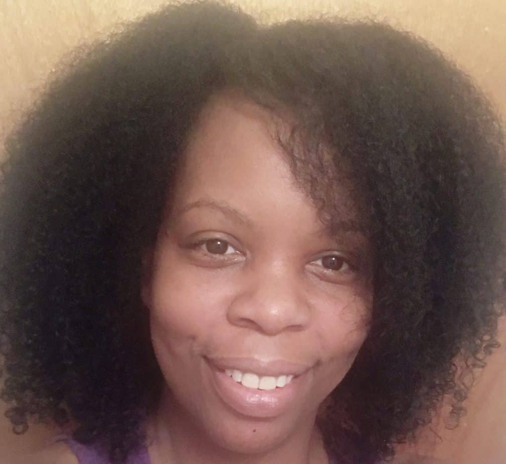 How To Do a Wash and Go on Natural Black Hair