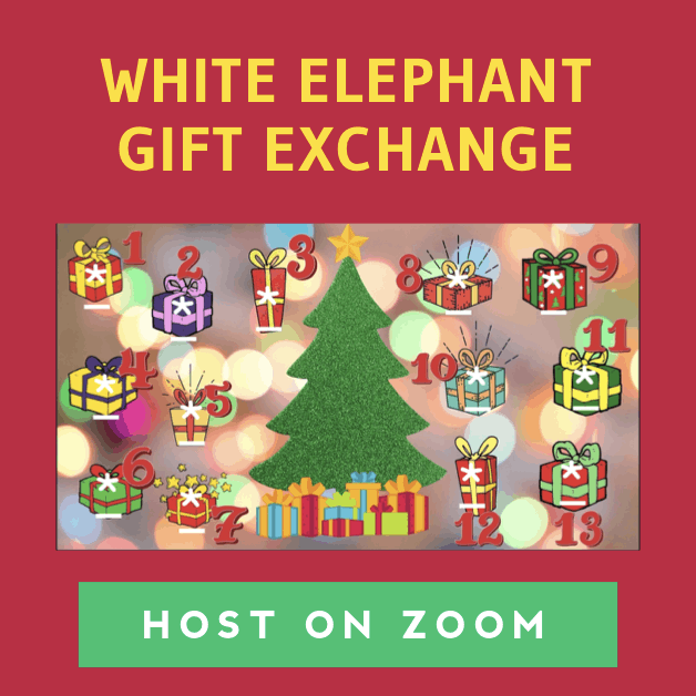 How To Host a White Elephant Gift Exchange on Zoom
