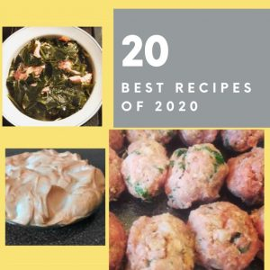 20 Best Recipes of 2020 (Mom in the City)