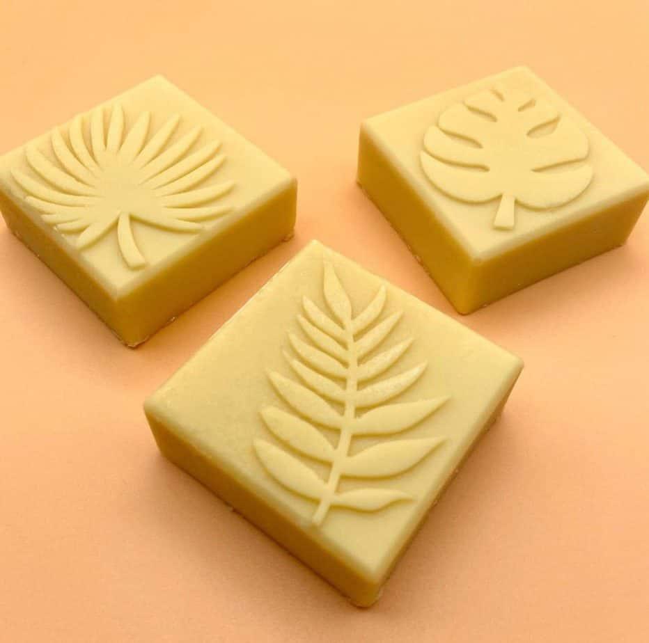 natural bath products - Hispaniola Lotion Bar