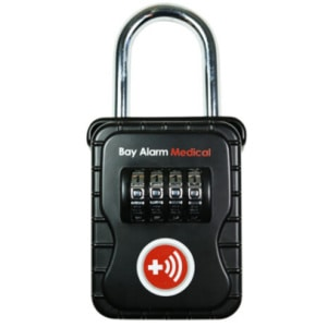 medical home alert system lockbox