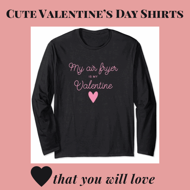7 Cute Valentine's Day Shirts That You Will Love