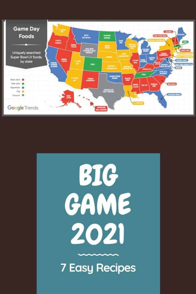 Most Googled Ideas for Game Day Food + 7 Easy Recipes