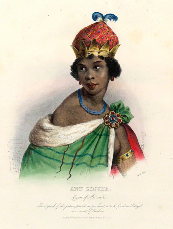 Black History Facts - African royalty
