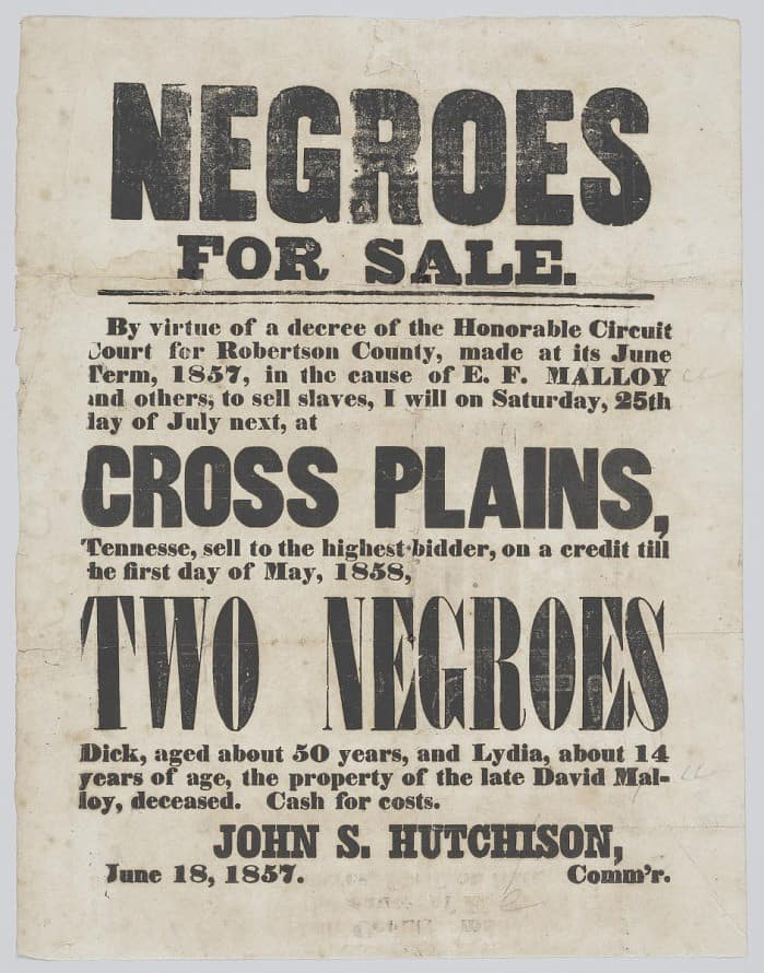 black history facts - African Americans for sale